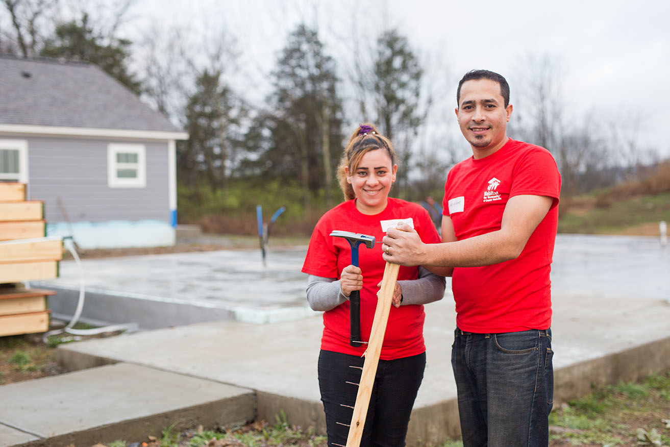 Habitat homeownership